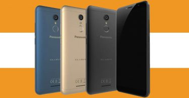 Panasonic Eluga Ray 550 Feature