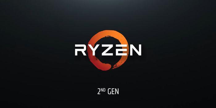 Ryzen Generasi 2 Header
