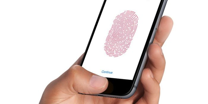 TouchId Biometrik