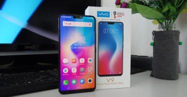 Vivo V9 Review Feature