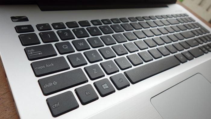 X555QG Keyboard