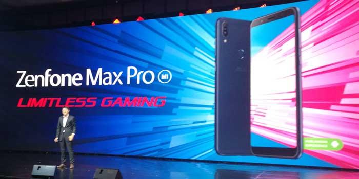 Zenfone Max Pro M1 Header