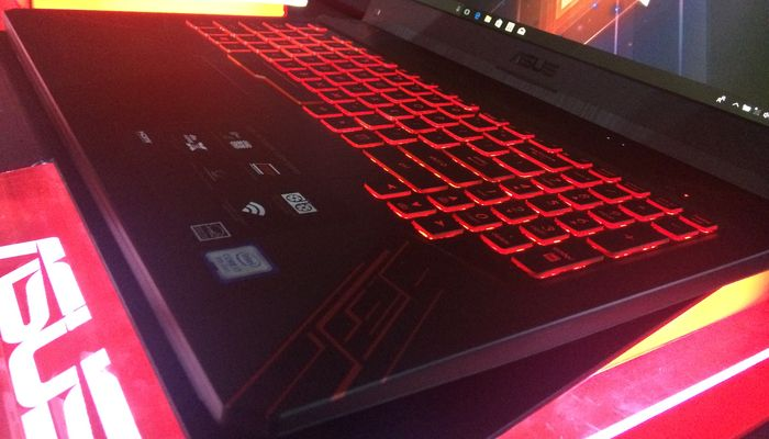 ASUS TUF Gaming Keyboard
