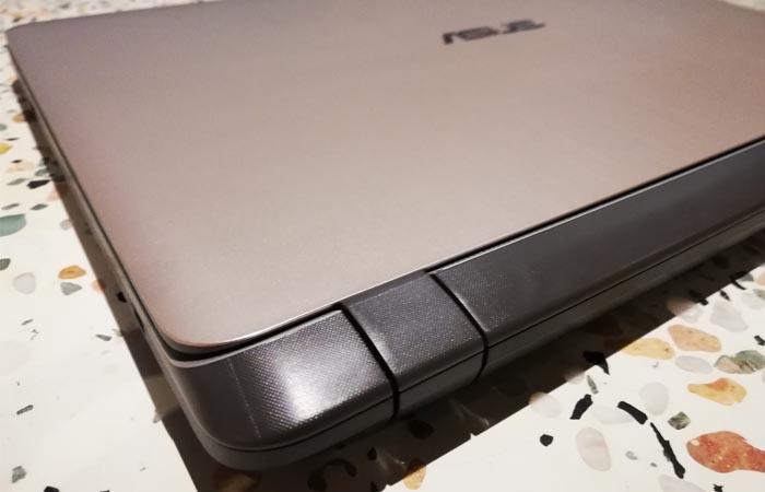 ASUS VivoBook A407 Back