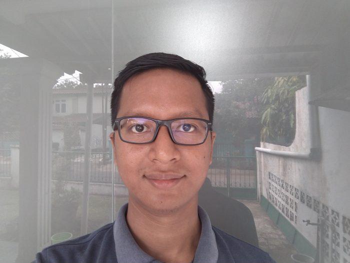 ASUS ZenFone Max Pro M1 - Selfie