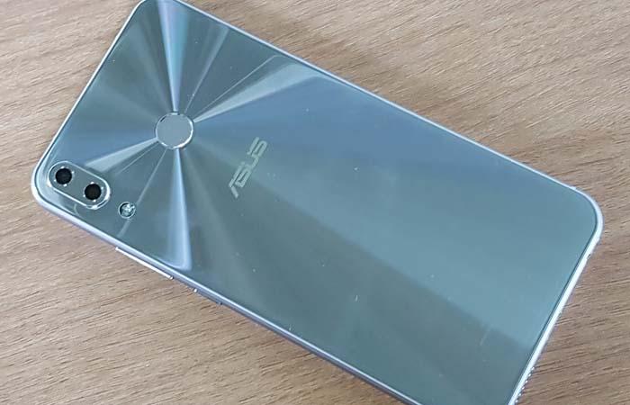ASUS Zenfone 5 Back