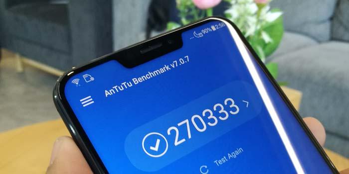 ASUS Zenfone 5z RAM 4 GB Benchmark