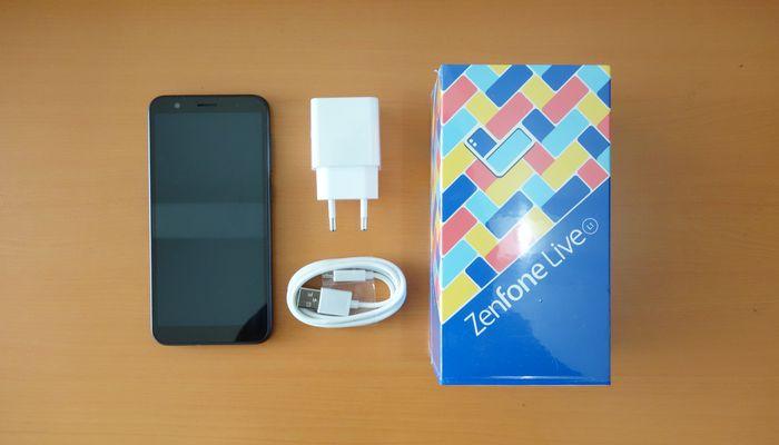 ASUS Zenfone Live L1 Paket