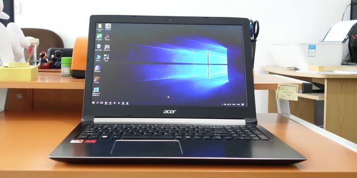 Acer Aspire 5 A515-41G Depan