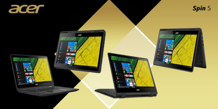 Acer Spin 5 Header