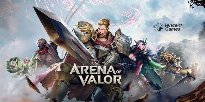 Arena of Valor New Header