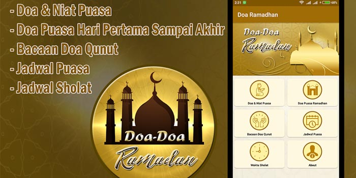 Doa dan Niat Ramadhan