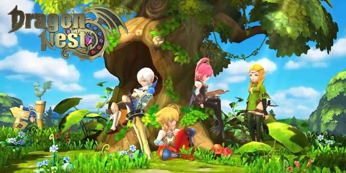 Cara Redeem Code Dragon Nest M Header