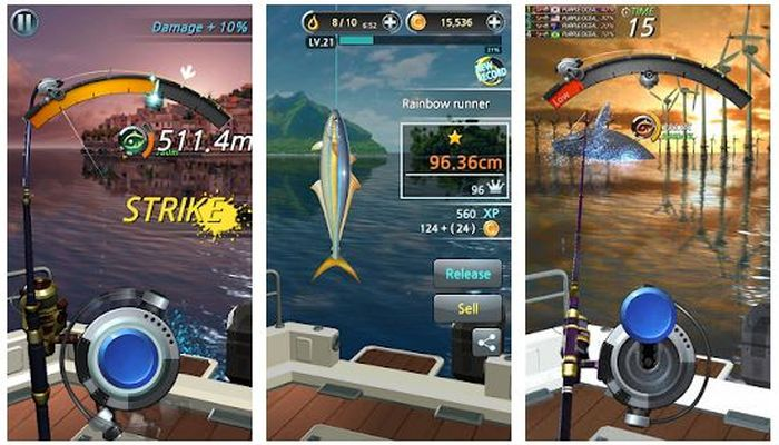 Fishing Hook Play Store