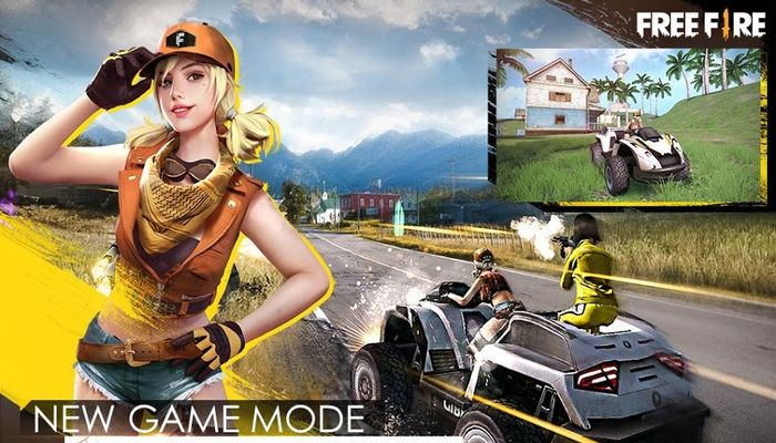 Free Fire Death Race Mode