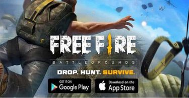 Free Fire Feature Terjun