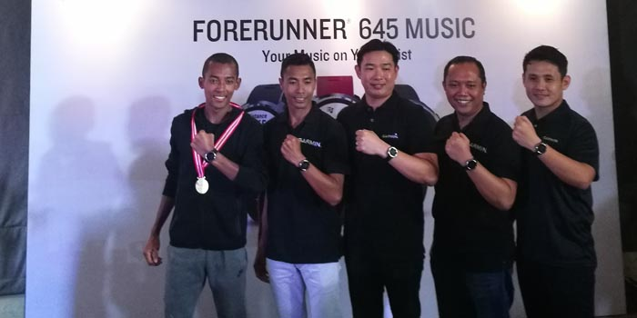 Garmin Forerunner 645 Music All