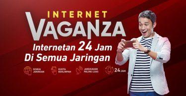Internet Vaganza Telkomsel Featured
