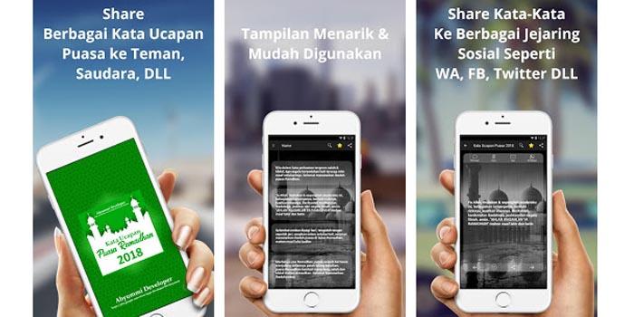 Kata Kata Bulan Ramadhan 2018