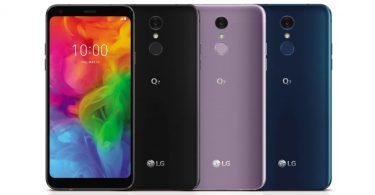LG Q7 Feature