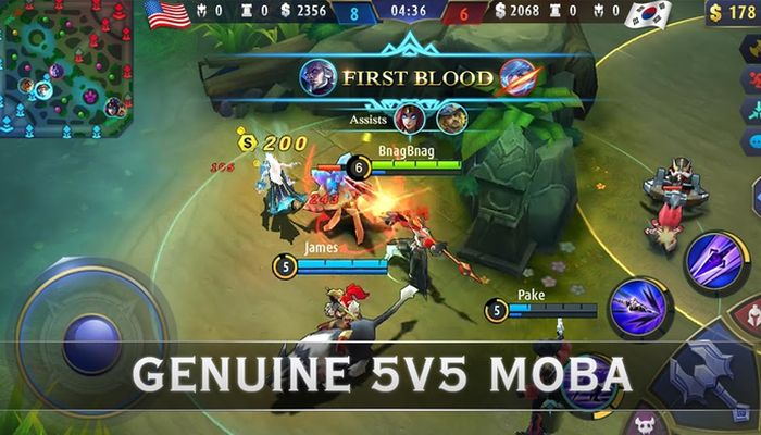 Mobile Legends Play Store