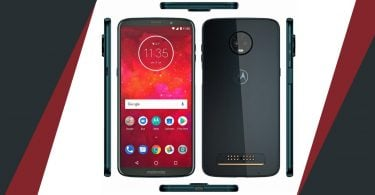 Moto Z3 Play Feature