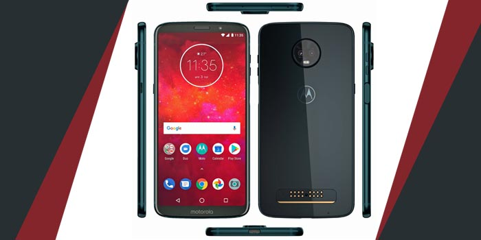 Moto Z3 Play Header