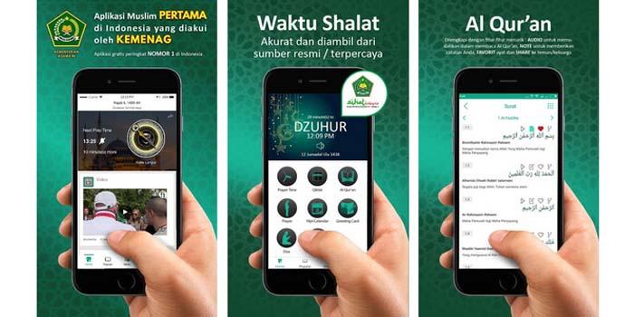 Muslim GO Kemenag Apps