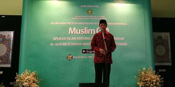 Muslim GO Yusuf Mansur
