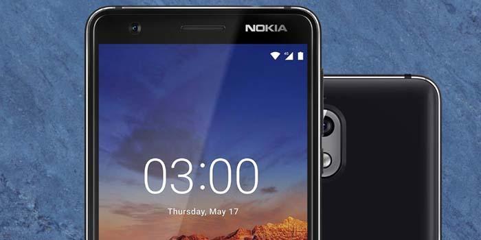 Nokia 5.1 dan 3.1 Header