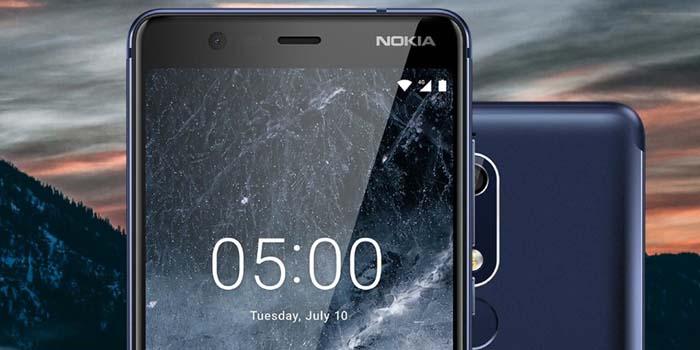 Nokia 5.1 dan 3.1 Desain