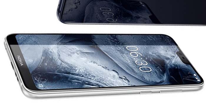 Nokia X6 Header