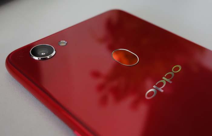 OPPO F7 Fingerprint