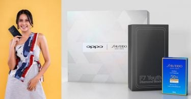 OPPO F7 Youth Limited Edition Feature