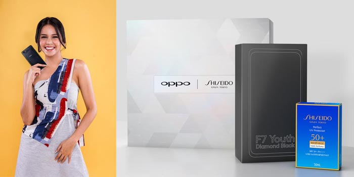 OPPO F7 Youth Limited Edition Header