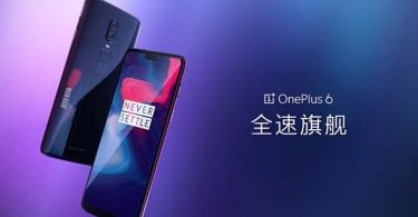 OnePlus 6 Feature