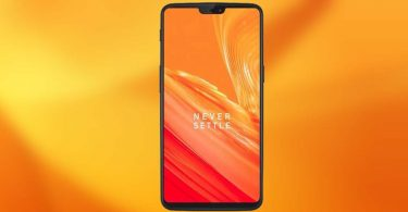 OnePlus 6 Orange Feature Leak