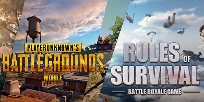 PUBG Mobile vs ROS Header
