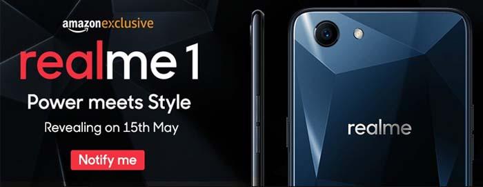 Realme 1 Amazon