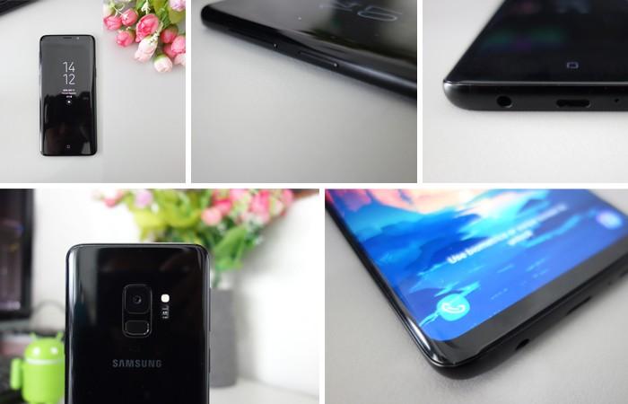 Samsung Galaxy S9 - Desain