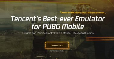 Tencent Gaming Buddy Feature