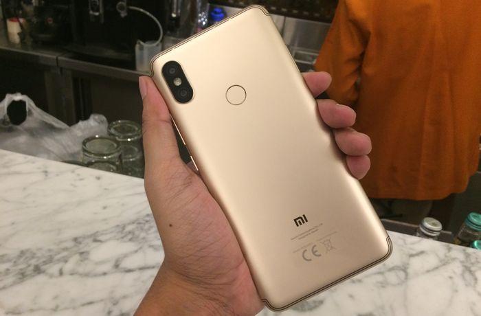 Xiaomi Redmi S2 Belakang