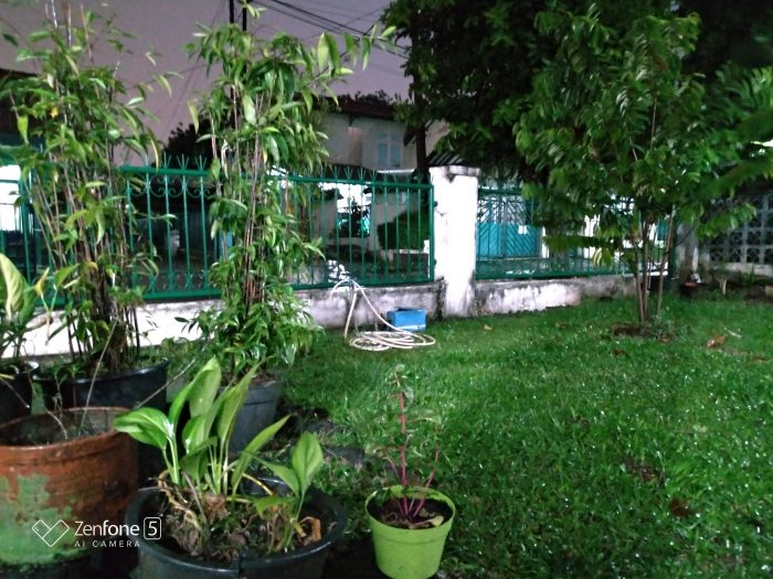 ZenFone 5 - Kamera Outdoor Malam
