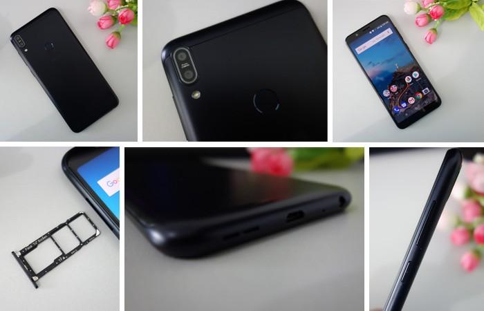 ZenFone Max Pro M1 - Desain