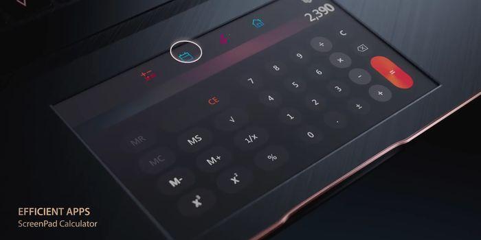 ASUS ZenBook Pro 15 ScreenPad