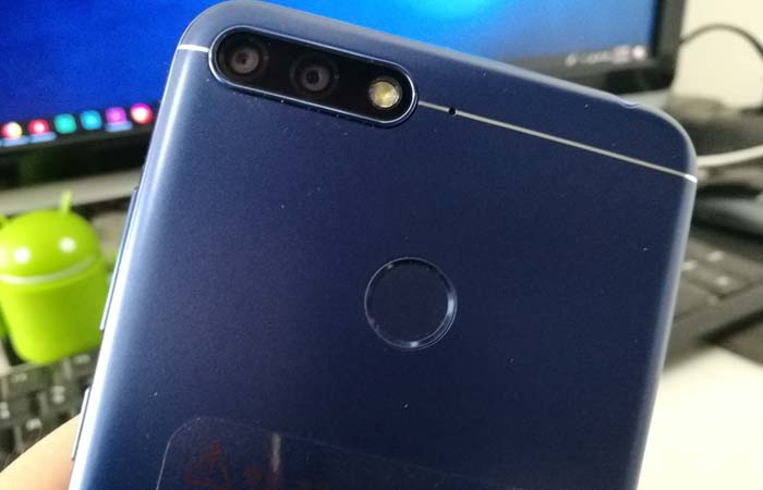 Honor 7A Fingerprint
