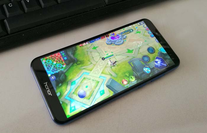 Honor 7A Gaming
