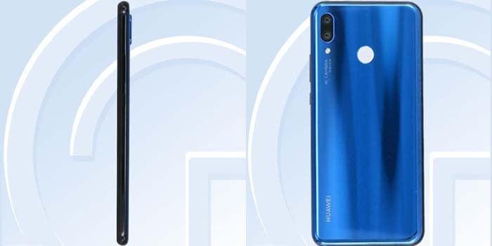 Huawei Nova 3 Header