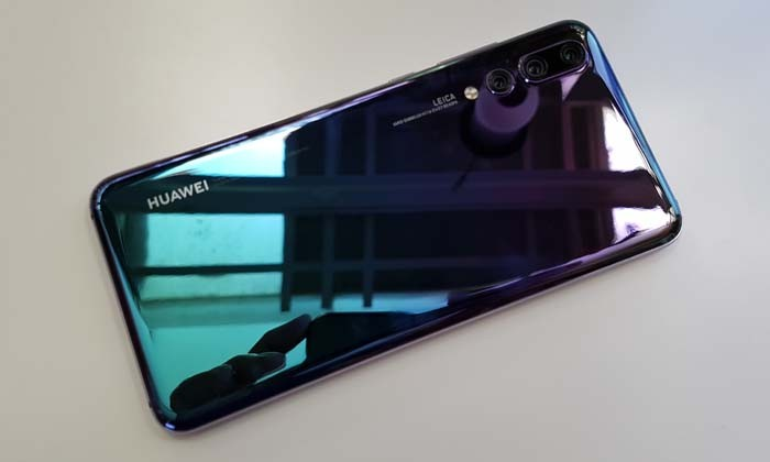 Huawei P20 Pro Back Fix
