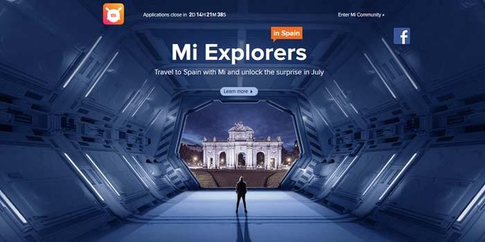 MI Explorer Header